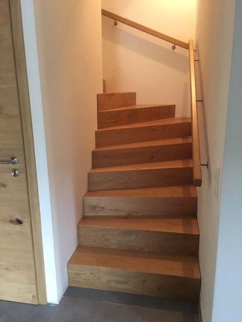 Treppe im Faltwerk Design 02
