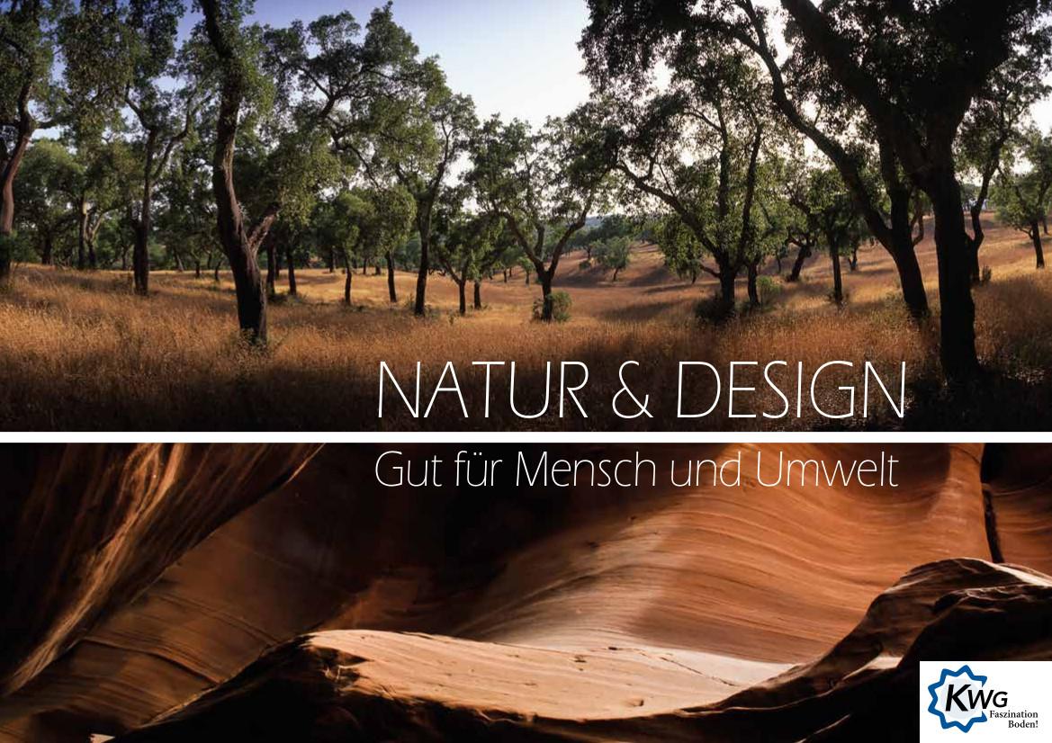 Natur und Design – lernen Sie Kork neu kennen