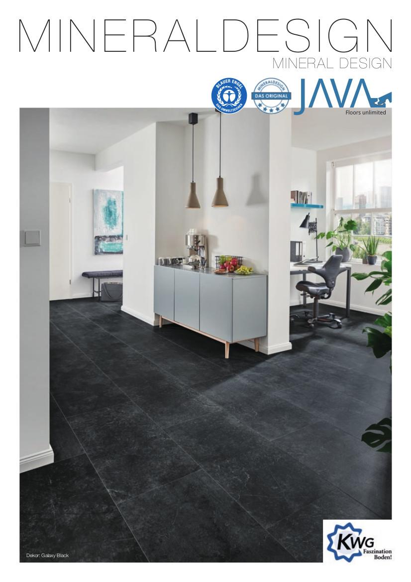 Java Mineraldesignboden – Nachhaltig beeindruckend