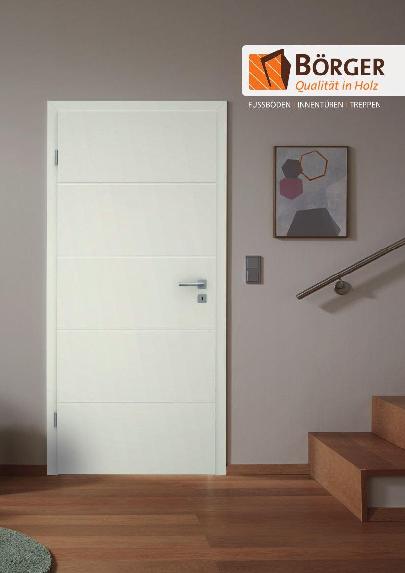 Börger Türen Hauptprospekt