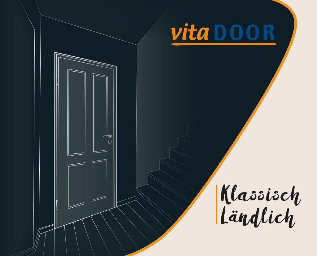 Vita DOOR Klassische Ländlich