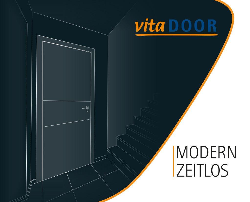 Vita DOOR modern zeitlos