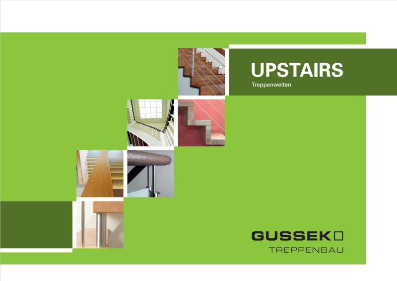 Treppenprospekt Upstairs Treppenwelten